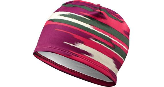 asics Logo Hovedbeklædning rød/violet